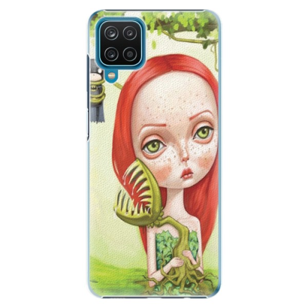 Plastové pouzdro iSaprio - Poison - Samsung Galaxy A12