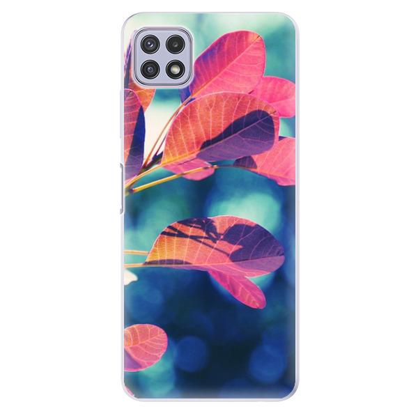Odolné silikonové pouzdro iSaprio - Autumn 01 - Samsung Galaxy A22 5G