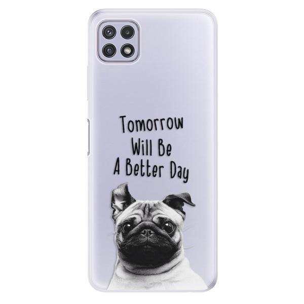Odolné silikonové pouzdro iSaprio - Better Day 01 - Samsung Galaxy A22 5G