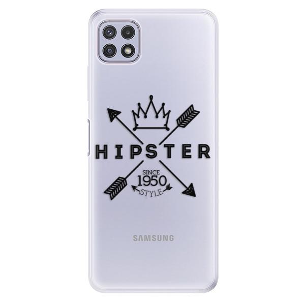 Odolné silikonové pouzdro iSaprio - Hipster Style 02 - Samsung Galaxy A22 5G