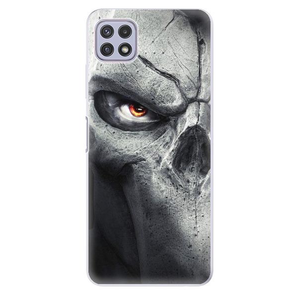 Odolné silikonové pouzdro iSaprio - Horror - Samsung Galaxy A22 5G