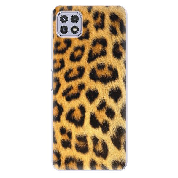 Odolné silikonové pouzdro iSaprio - Jaguar Skin - Samsung Galaxy A22 5G