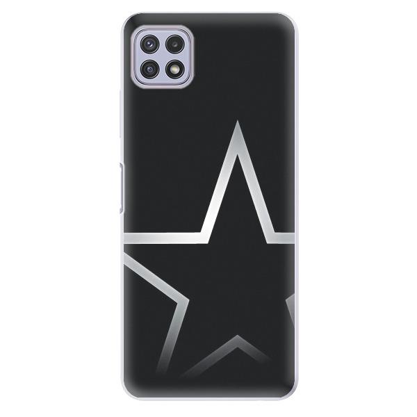 Odolné silikonové pouzdro iSaprio - Star - Samsung Galaxy A22 5G
