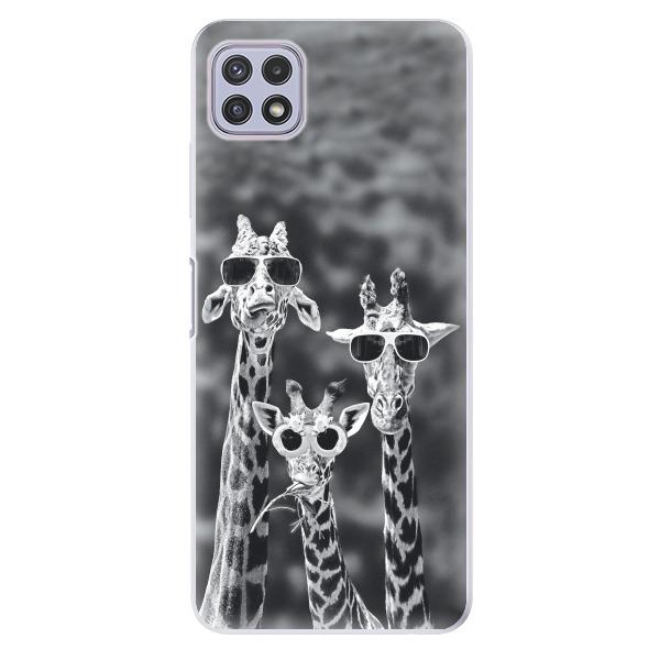 Odolné silikonové pouzdro iSaprio - Sunny Day - Samsung Galaxy A22 5G