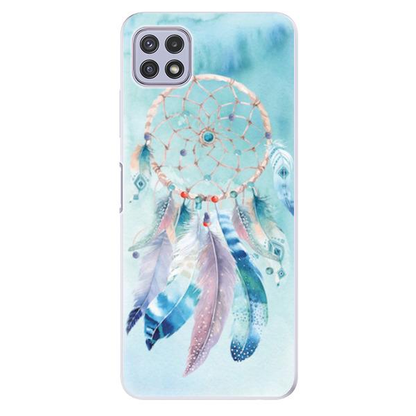 Odolné silikonové pouzdro iSaprio - Dreamcatcher Watercolor - Samsung Galaxy A22 5G