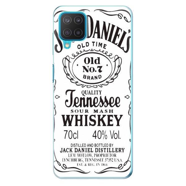 Odolné silikonové pouzdro iSaprio - Jack White - Samsung Galaxy M12
