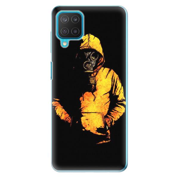 Odolné silikonové pouzdro iSaprio - Chemical - Samsung Galaxy M12
