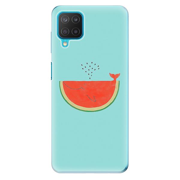 Odolné silikonové pouzdro iSaprio - Melon - Samsung Galaxy M12