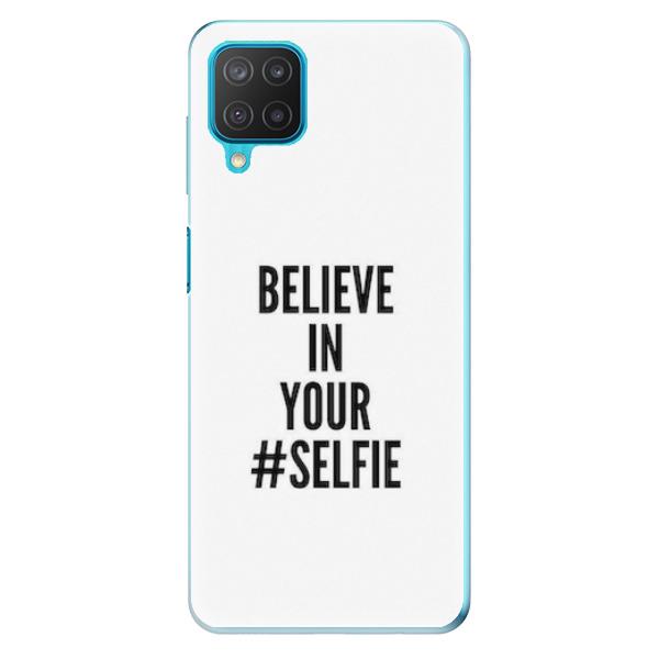 Odolné silikonové pouzdro iSaprio - Selfie - Samsung Galaxy M12