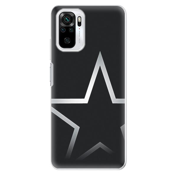 Odolné silikonové pouzdro iSaprio - Star - Xiaomi Redmi Note 10 / Note 10S