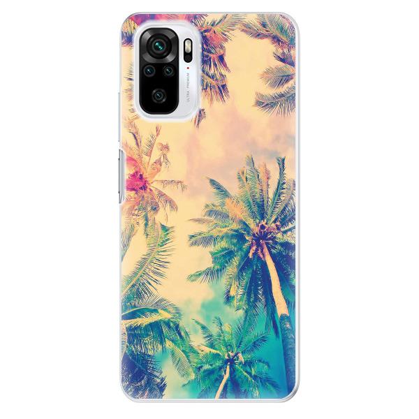 Odolné silikonové pouzdro iSaprio - Palm Beach - Xiaomi Redmi Note 10 / Note 10S