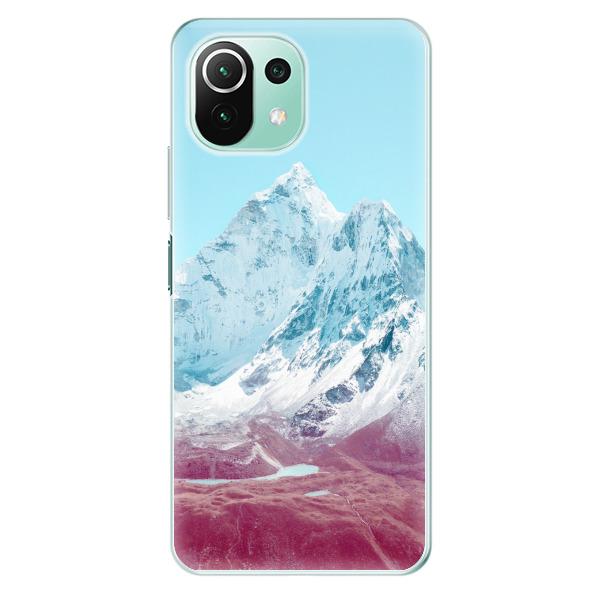 Odolné silikonové pouzdro iSaprio - Highest Mountains 01 - Xiaomi Mi 11 Lite