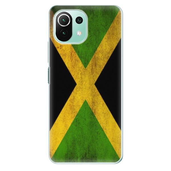 Odolné silikonové pouzdro iSaprio - Flag of Jamaica - Xiaomi Mi 11 Lite