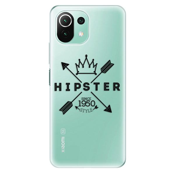 Odolné silikonové pouzdro iSaprio - Hipster Style 02 - Xiaomi Mi 11 Lite
