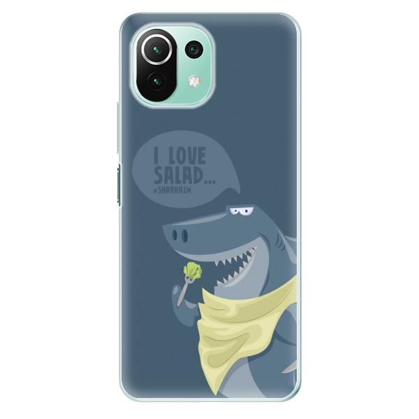 Odolné silikonové pouzdro iSaprio - Love Salad - Xiaomi Mi 11 Lite