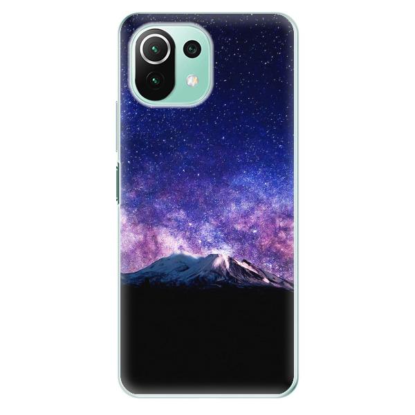 Odolné silikonové pouzdro iSaprio - Milky Way - Xiaomi Mi 11 Lite