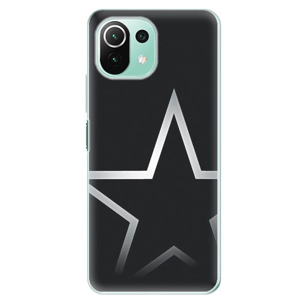 Odolné silikonové pouzdro iSaprio - Star - Xiaomi Mi 11 Lite