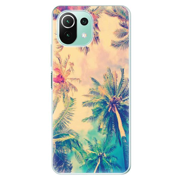 Odolné silikonové pouzdro iSaprio - Palm Beach - Xiaomi Mi 11 Lite