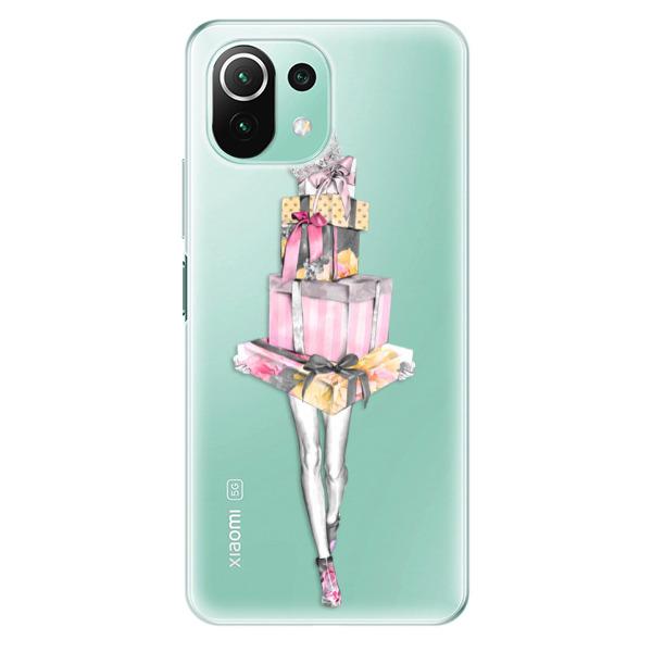 Odolné silikonové pouzdro iSaprio - Queen of Shopping - Xiaomi Mi 11 Lite