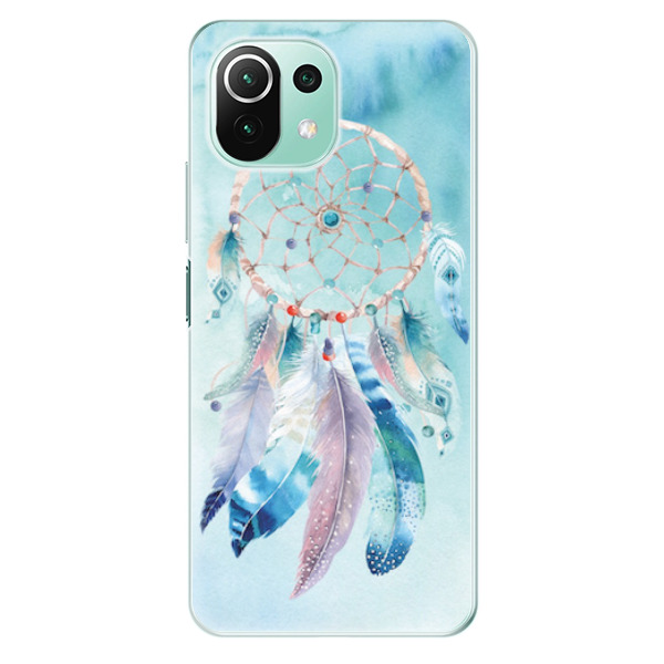 Odolné silikonové pouzdro iSaprio - Dreamcatcher Watercolor - Xiaomi Mi 11 Lite