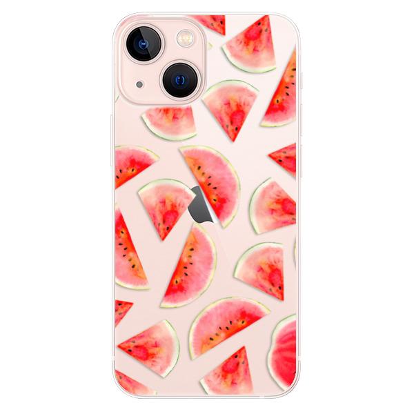Odolné silikonové pouzdro iSaprio - Melon Pattern 02 - iPhone 13 mini