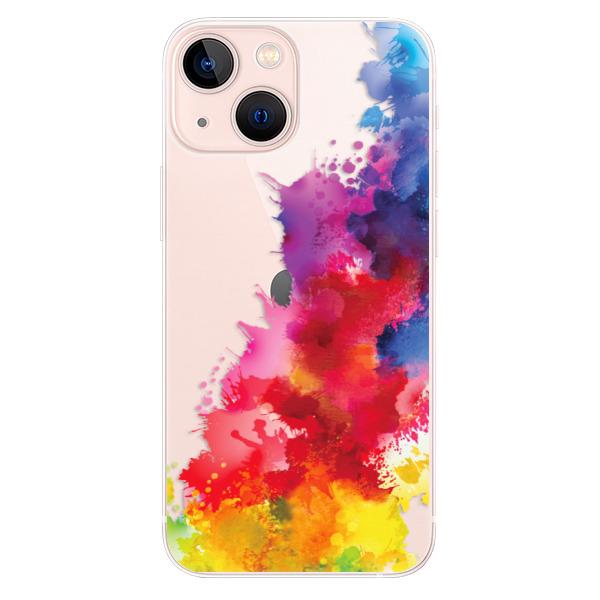 Odolné silikonové pouzdro iSaprio - Color Splash 01 - iPhone 13 mini