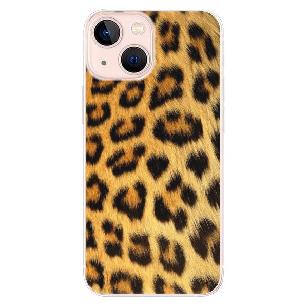Odolné silikonové pouzdro iSaprio - Jaguar Skin - iPhone 13 mini