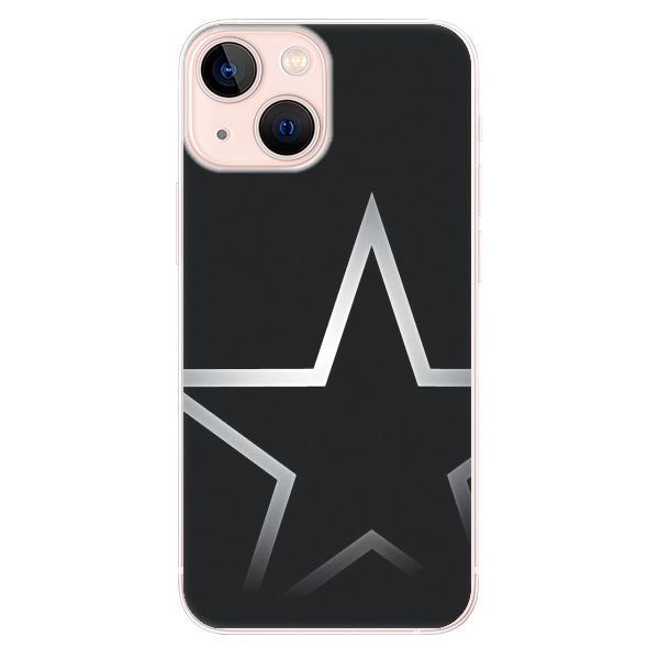 Odolné silikonové pouzdro iSaprio - Star - iPhone 13 mini