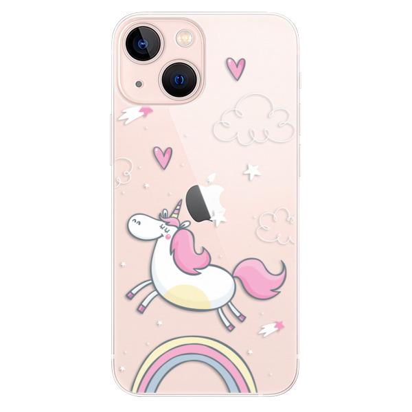 Odolné silikonové pouzdro iSaprio - Unicorn 01 - iPhone 13 mini