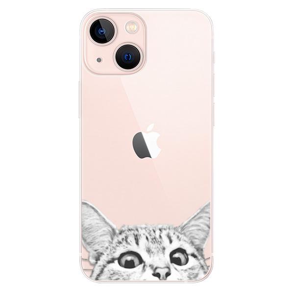 Odolné silikonové pouzdro iSaprio - Cat 02 - iPhone 13 mini