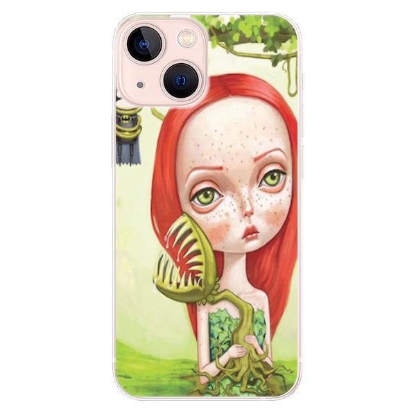 Odolné silikonové pouzdro iSaprio - Poison - iPhone 13 mini