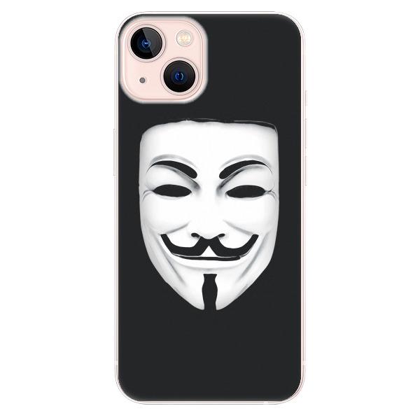 Odolné silikonové pouzdro iSaprio - Vendeta - iPhone 13