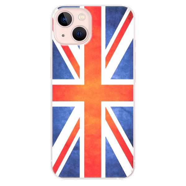 Odolné silikonové pouzdro iSaprio - UK Flag - iPhone 13