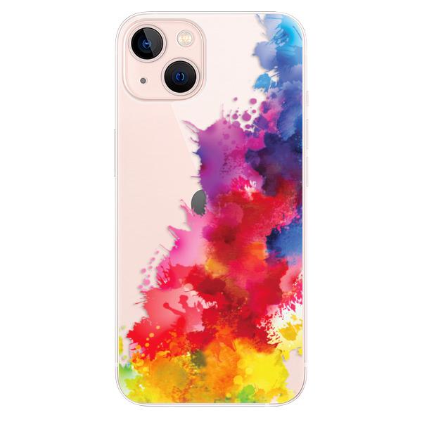 Odolné silikonové pouzdro iSaprio - Color Splash 01 - iPhone 13