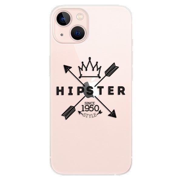 Odolné silikonové pouzdro iSaprio - Hipster Style 02 - iPhone 13