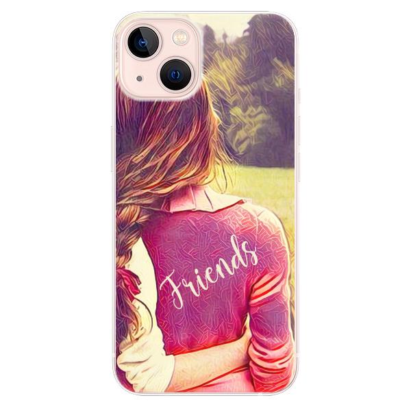 Odolné silikonové pouzdro iSaprio - BF Friends - iPhone 13