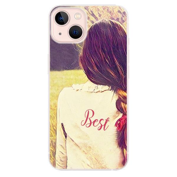 Odolné silikonové pouzdro iSaprio - BF Best - iPhone 13