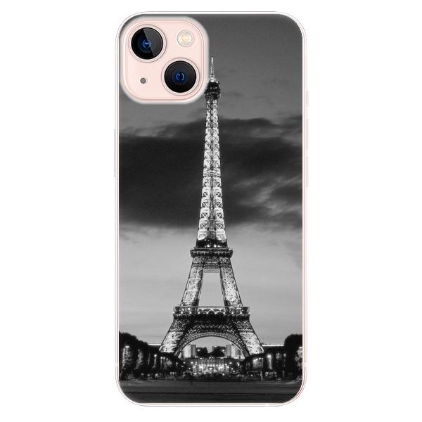 Odolné silikonové pouzdro iSaprio - Midnight in Paris - iPhone 13