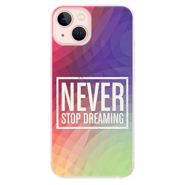 Odolné silikonové pouzdro iSaprio - Dreaming - iPhone 13