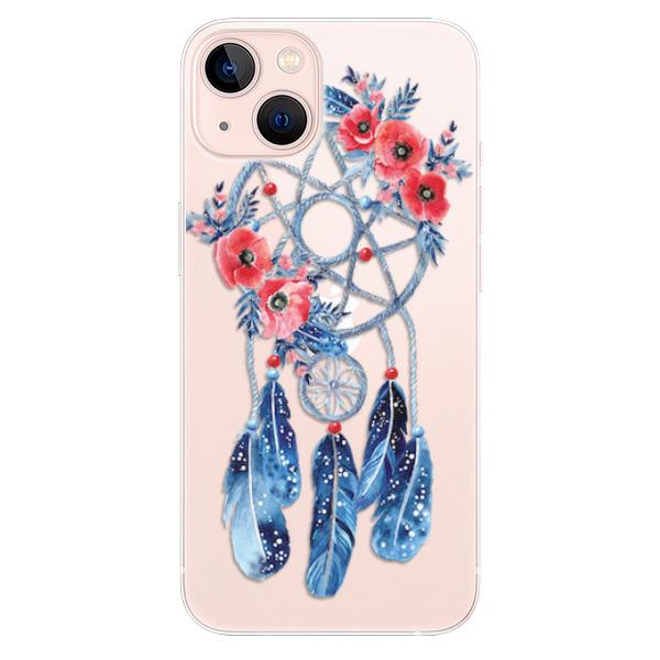 Odolné silikonové pouzdro iSaprio - Dreamcatcher 02 - iPhone 13
