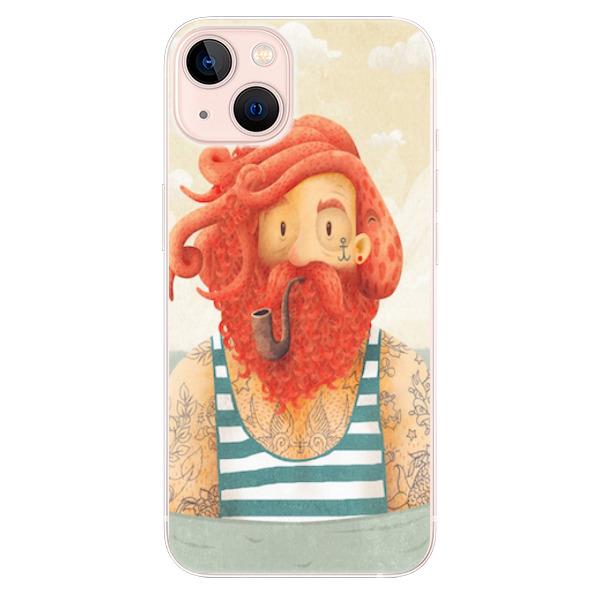 Odolné silikonové pouzdro iSaprio - Sailor - iPhone 13