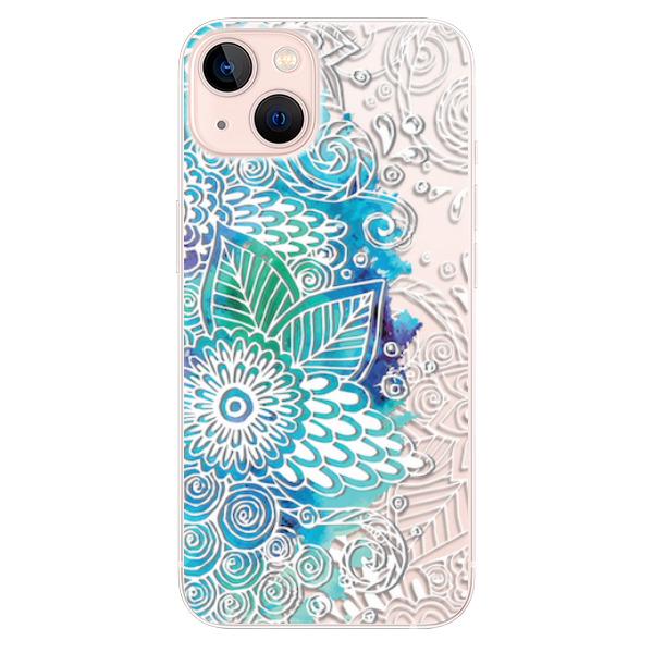 Odolné silikonové pouzdro iSaprio - Lace 03 - iPhone 13