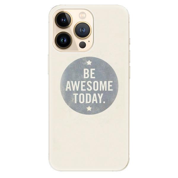 Odolné silikonové pouzdro iSaprio - Awesome 02 - iPhone 13 Pro