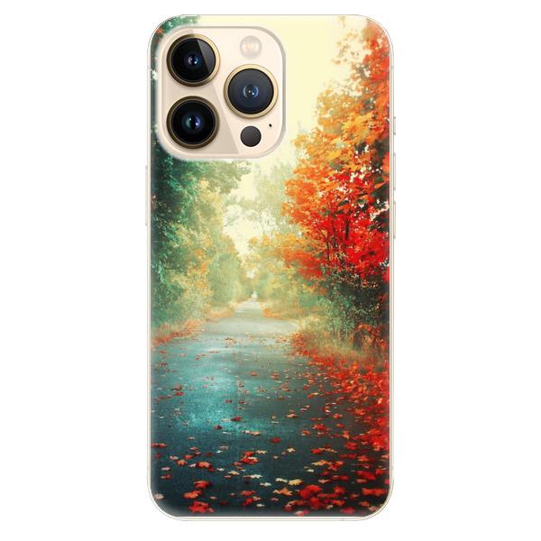 Odolné silikonové pouzdro iSaprio - Autumn 03 - iPhone 13 Pro