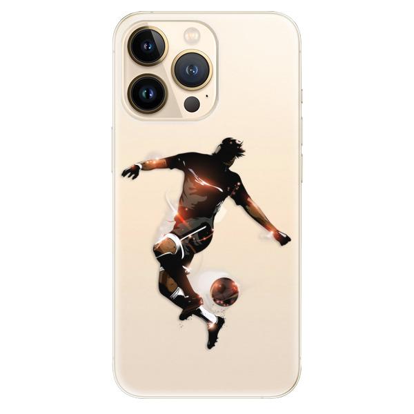 Odolné silikonové pouzdro iSaprio - Fotball 01 - iPhone 13 Pro