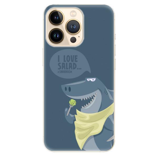 Odolné silikonové pouzdro iSaprio - Love Salad - iPhone 13 Pro