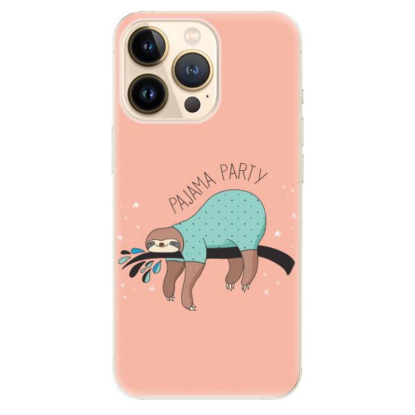 Odolné silikonové pouzdro iSaprio - Pajama Party - iPhone 13 Pro