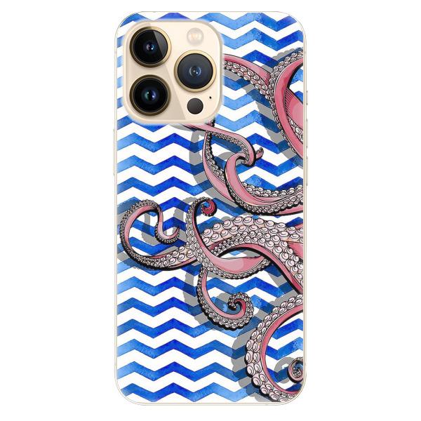 Odolné silikonové pouzdro iSaprio - Octopus - iPhone 13 Pro