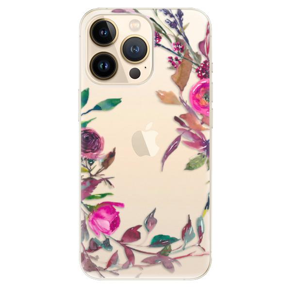Odolné silikonové pouzdro iSaprio - Herbs 01 - iPhone 13 Pro