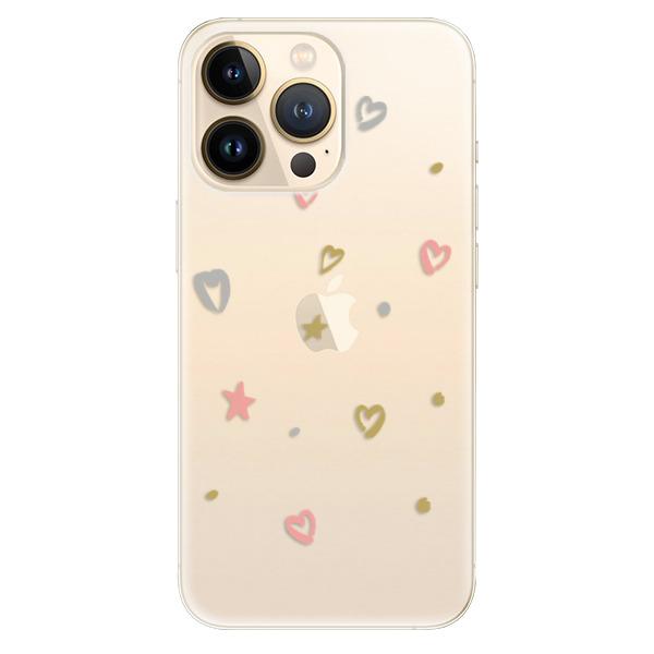 Odolné silikonové pouzdro iSaprio - Lovely Pattern - iPhone 13 Pro